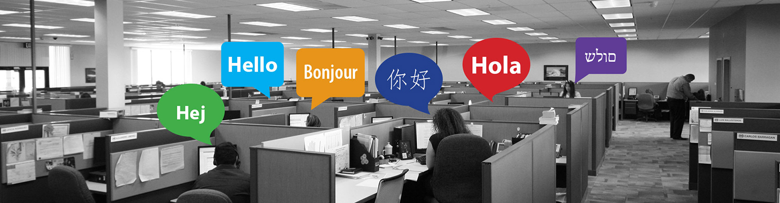 Solving language barriers in the travel industry: a better customer journey